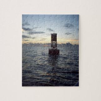 Puzzle Balise de lever de soleil