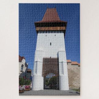 Puzzle Bastion des périodes médiévales