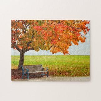 Puzzle Beau jour d'automne