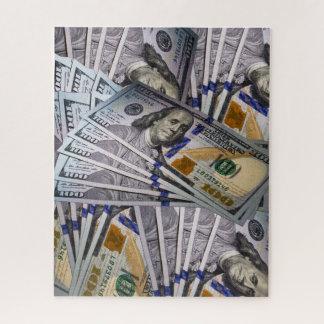 Puzzle Billet d'un dollar
