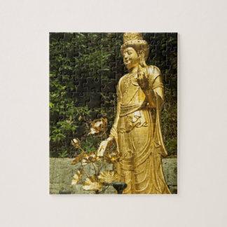 Puzzle Bodhisattva Akasagarbha de Bouddha Ākāśagarbha