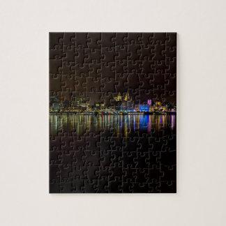 Puzzle Bord de mer de Liverpool