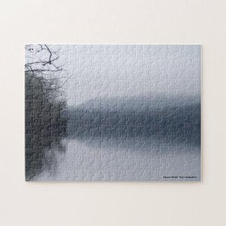 Puzzle Brouillard de lac Randor