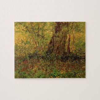 Puzzle Broussaille de Van Gogh, beaux-arts vintages de