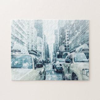 Puzzle Cabines de New York City