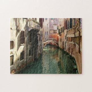 Puzzle Canal de Venise