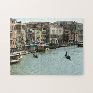 Puzzle Canal grand