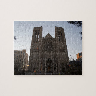 Puzzle Casse-tête de cathédrale de grâce de San Francisco