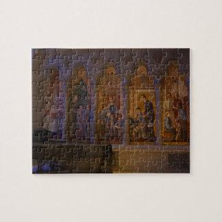 Puzzle Casse-tête de la cathédrale #5 de grâce de San