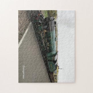 Puzzle Casse-tête de locomotive à vapeur (Dungeness)