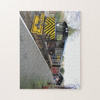 Puzzle Casse-tête de locomotive diesel (Hythe)