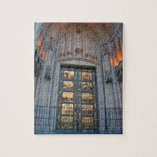 Puzzle Casse-tête de portes de San Francisco Ghiberti