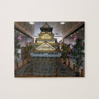 Puzzle Casse-tête de reproduction de château de SF