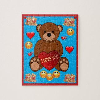 Puzzle Casse-tête d'ours