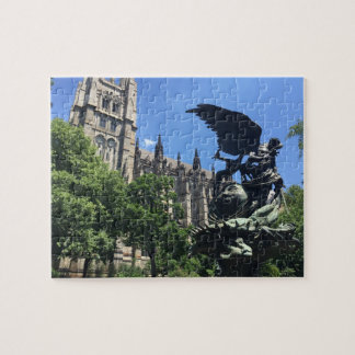 Puzzle Cathédrale de St John le NYC divin New York City
