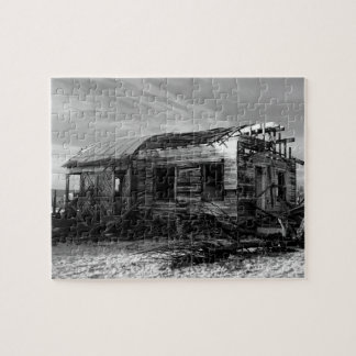 Puzzle Chambre abandonnée à Kelso la Californie