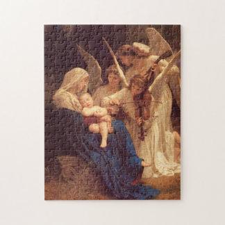 Puzzle Chanson des beaux-arts de William Bouguereau