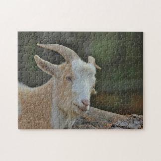 Puzzle Chèvre