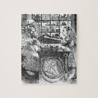 Puzzle Chèvre Shopkeeperand Alice