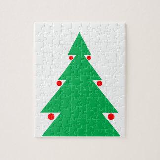 Puzzle Conception 8,5 d'arbre de Noël par 8,5 le 21