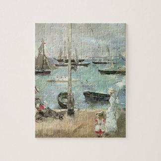 Puzzle Cowes occidental, île de Wight par Berthe Morisot