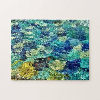 Puzzle Créez votre propre art abstrait 11 x 14
