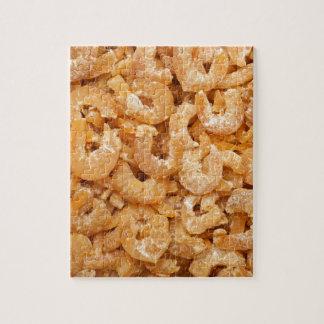 Puzzle Crevettes sèches