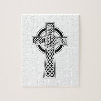 Puzzle Croix celtique