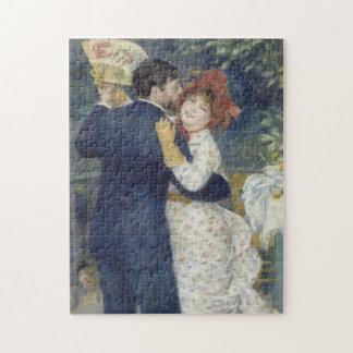 Puzzle Danse de Renoir en beaux-arts de pays