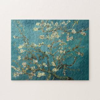 Puzzle de fleur d'amande