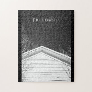 Puzzle de Freedonia - église