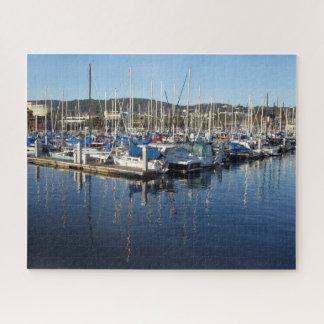 Puzzle de la Californie de marina de Monterey