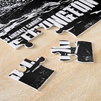 Puzzle de Lexington Fuji de porte-avions