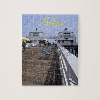 Puzzle de Malibu la Californie