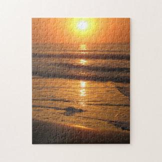 """Puzzle de photo de 10x14 """"de lever de soleil"""