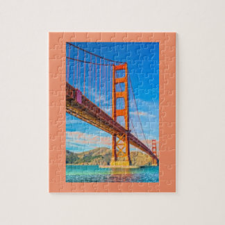 Puzzle de photo de golden gate bridge 8x10 avec la
