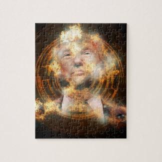 Puzzle de photo de l'atout 8x10 avec la