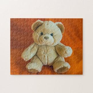 Puzzle de photo d'ours de nounours