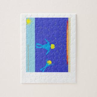 Puzzle de Santorini