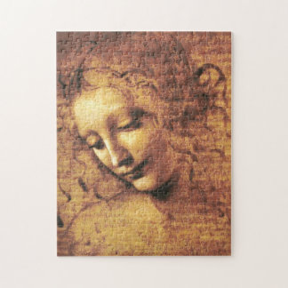 Puzzle de Scapigliata de La de da Vinci