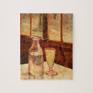Puzzle De Van Gogh d'absinthe d'impressionisme toujours
