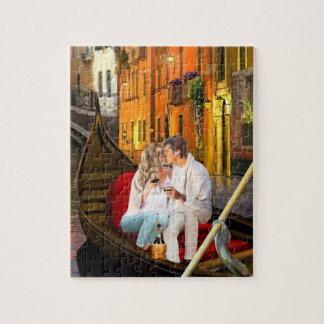 Puzzle De Venise avec amour