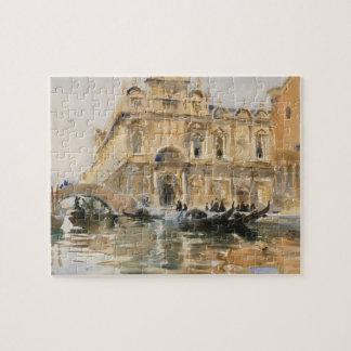 Puzzle Dei Mendicanti, Venise de Rio par John Singer