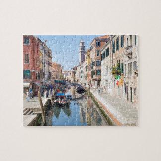 Puzzle Dorsodoro, Venezia