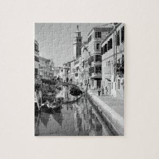 Puzzle Dorsoduro, Venise