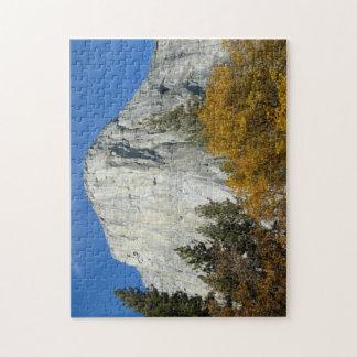 Puzzle EL Capitan dans Yosemite