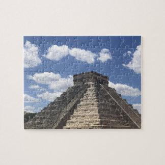 Puzzle EL Castillo - Chichen Itza, casse-tête du Mexique