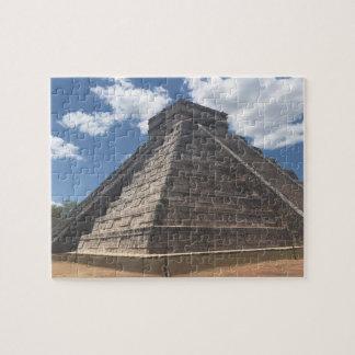 Puzzle EL Castillo, Chichen Itza, casse-tête du Mexique