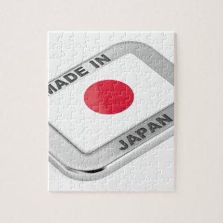 Puzzle Fabriqué au Japon