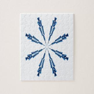 Puzzle Flocon de neige…